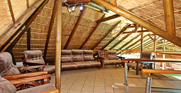 Group Accommodation Lounge