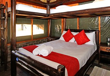 Bergsig Bundu Huts Accommodation