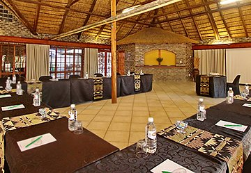 Conferencing Facilities at Bergsig Eco Estate